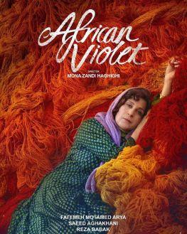 Banafshe Afrighaie Persian Movie