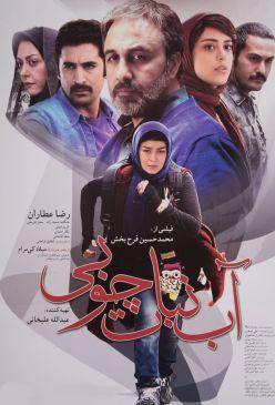Abnabat Choobi Iranian Movie